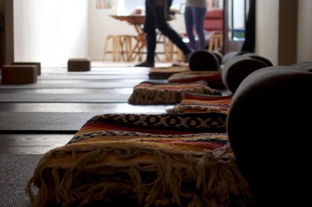 Amma Yoga | gym | 72 St Leger St #1, Kitchener, ON N2H 6R4, Canada | 5195888432 OR +1 519-588-8432