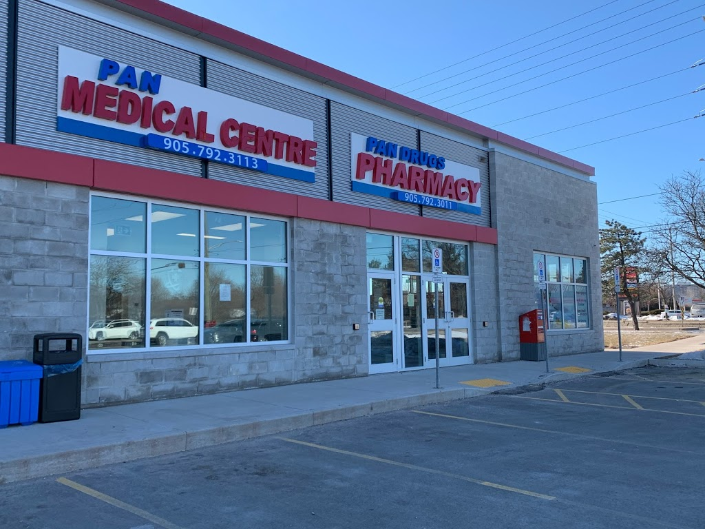 Pan Medical Centre   health   9005 Torbram Rd, Brampton, ON L6S 3L2, Canada   9057923113 OR +1 905-792-3113