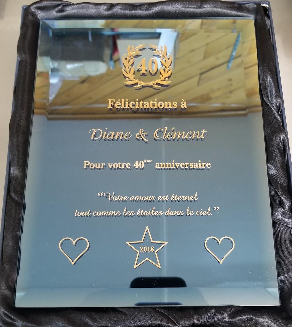 Les Publicités Centre Du Trophée | home goods store | 1251 Rue Laviolette, Trois-Rivières, QC G9A 1W2, Canada | 8193748417 OR +1 819-374-8417