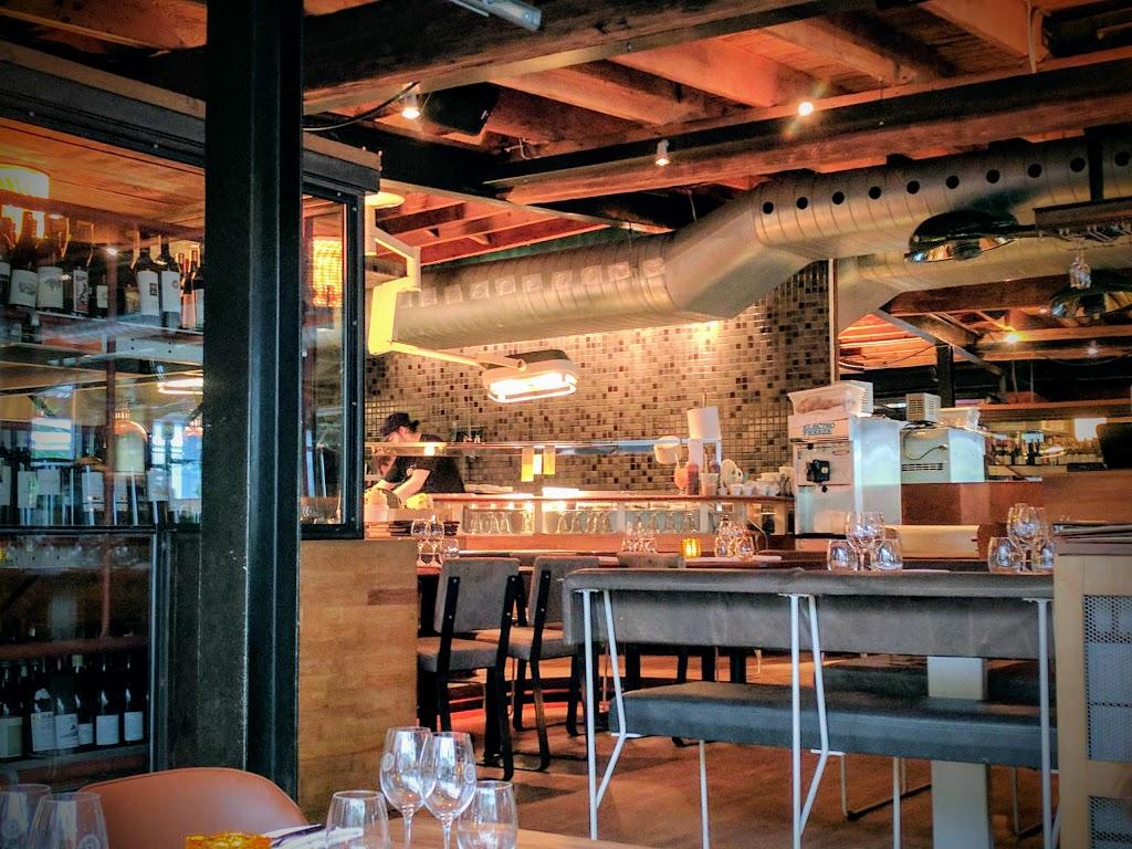Grinder Viandes & Vins | restaurant | 1708 Rue Notre-Dame Ouest, Montréal, QC H3J 1M3, Canada | 5144391130 OR +1 514-439-1130