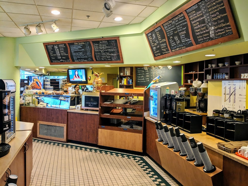 Lisgar Cafe | cafe | 111 Lisgar St, Ottawa, ON K2P 0C1, Canada | 6132301572 OR +1 613-230-1572