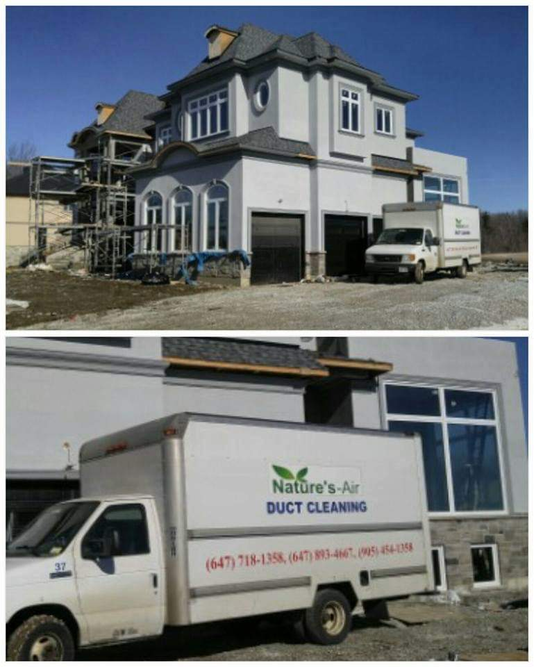 Natures-Air Duct Cleaning | point of interest | 104 Cookview Dr, Brampton, ON L6R 3V1, Canada | 6474540178 OR +1 647-454-0178