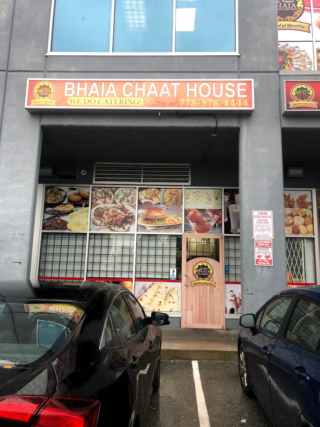 Bhaia Chat House | restaurant | 15299 68 Ave, Surrey, BC V3S 3L5, Canada | 7785784444 OR +1 778-578-4444