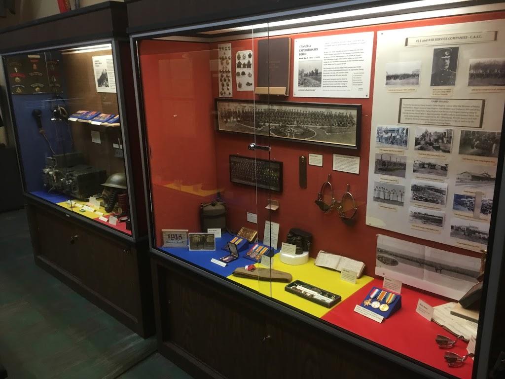 CSS MUSEUM   museum   969 St Matthews Ave, Winnipeg, MB R3G 0J7, Canada   20478643003378 OR +1 204-786-4300 ext. 3378
