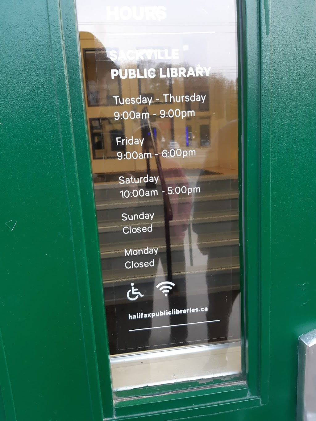 Halifax Public Libraries | library | 636 Sackville Dr, Lower Sackville, NS B4C 2S3, Canada | 9028658653 OR +1 902-865-8653