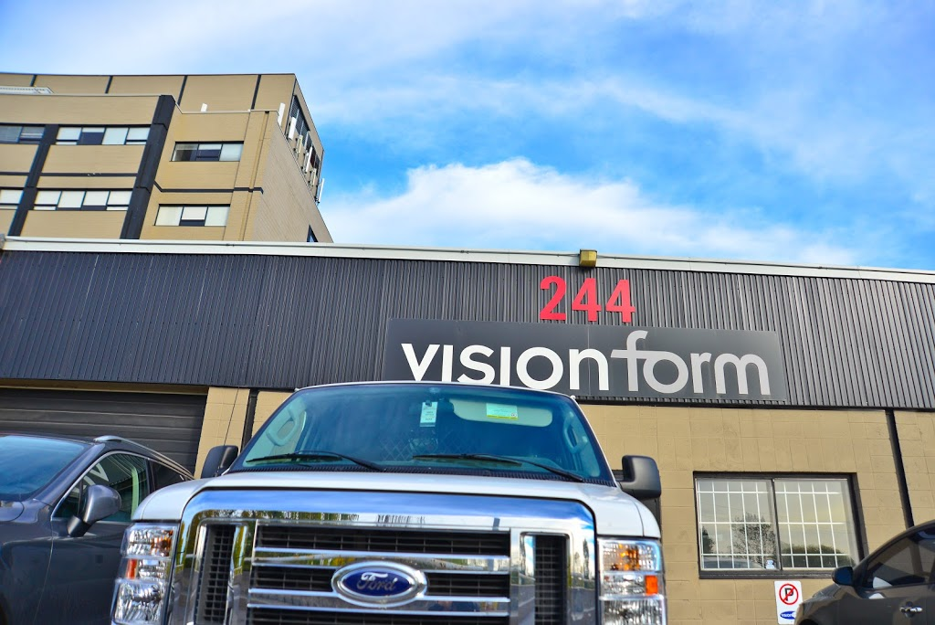 VisionForm Inc | store | 250 City Centre Ave #244, Ottawa, ON K1R 6K7, Canada | 6132312246 OR +1 613-231-2246