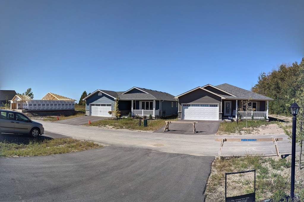"""The Bluffs at Huron   A Parkbridge Residential Retirement Community   point of interest   43°4710.8""""N 81°4303.6""""W, Lakeview Trail, Goderich, ON N7A 3Y3, Canada   2264212431 OR +1 226-421-2431"""
