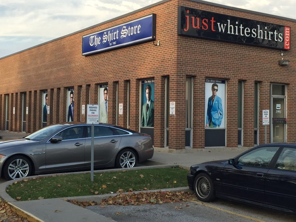 Just White Shirts | clothing store | 1991 Leslie St, North York, ON M3B 2M3, Canada | 4164472907 OR +1 416-447-2907
