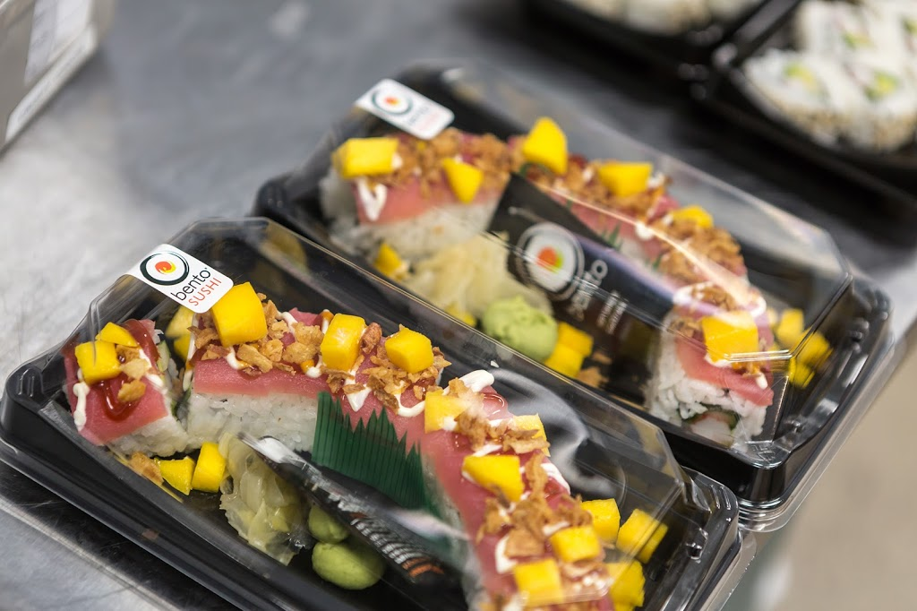 Bento Sushi | meal takeaway | 825 Oxford St E, London, ON N5Y 3J8, Canada