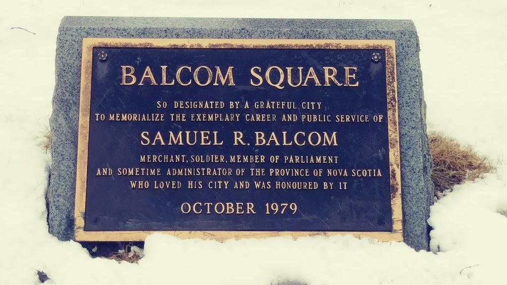 Bolcom Square   park   South End, NS B3H, Canada
