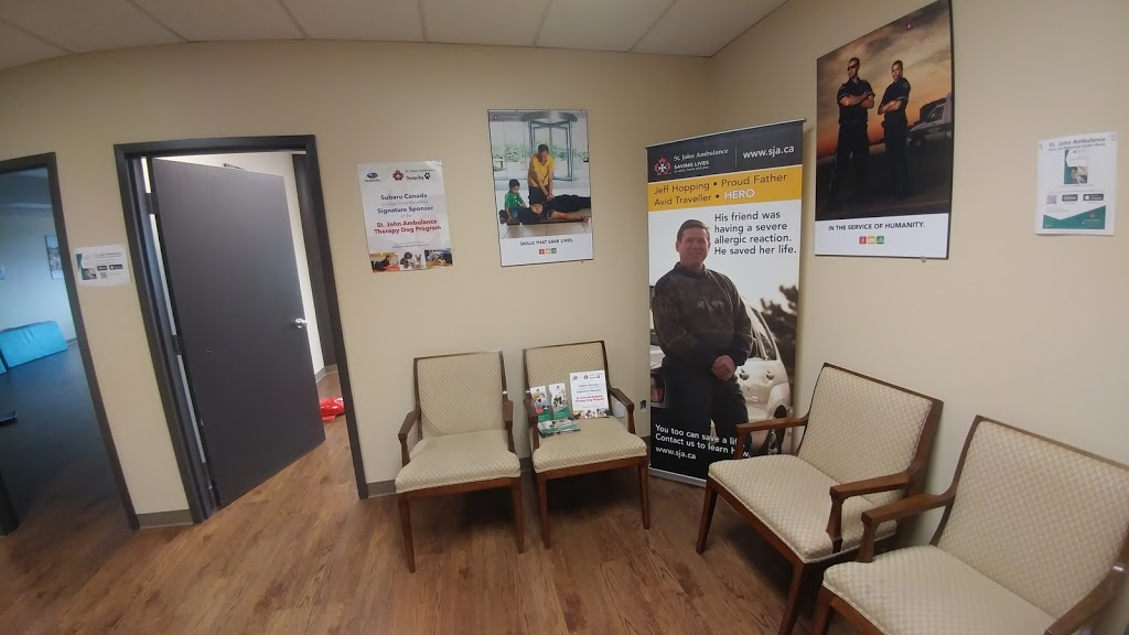 St.John Ambulance First Aid Training & Supplies   health   305 Milner Ave Suit 310, Scarborough, ON M1S 4M7, Canada