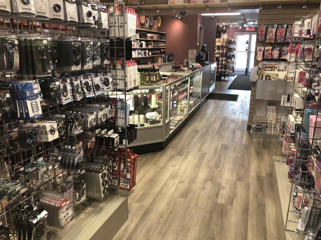 Boutique Érotique Sensations Plus - Gatineau | clothing store | 25 Boulevard Gréber, Gatineau, QC J8T 3P4, Canada | 8192439919 OR +1 819-243-9919