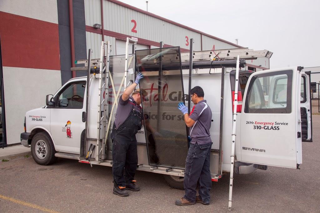 Crystal Glass Canada Ltd | car repair | 9551 - 111 Ave, Edmonton, AB T5G 0A5, Canada | 7804267654 OR +1 780-426-7654