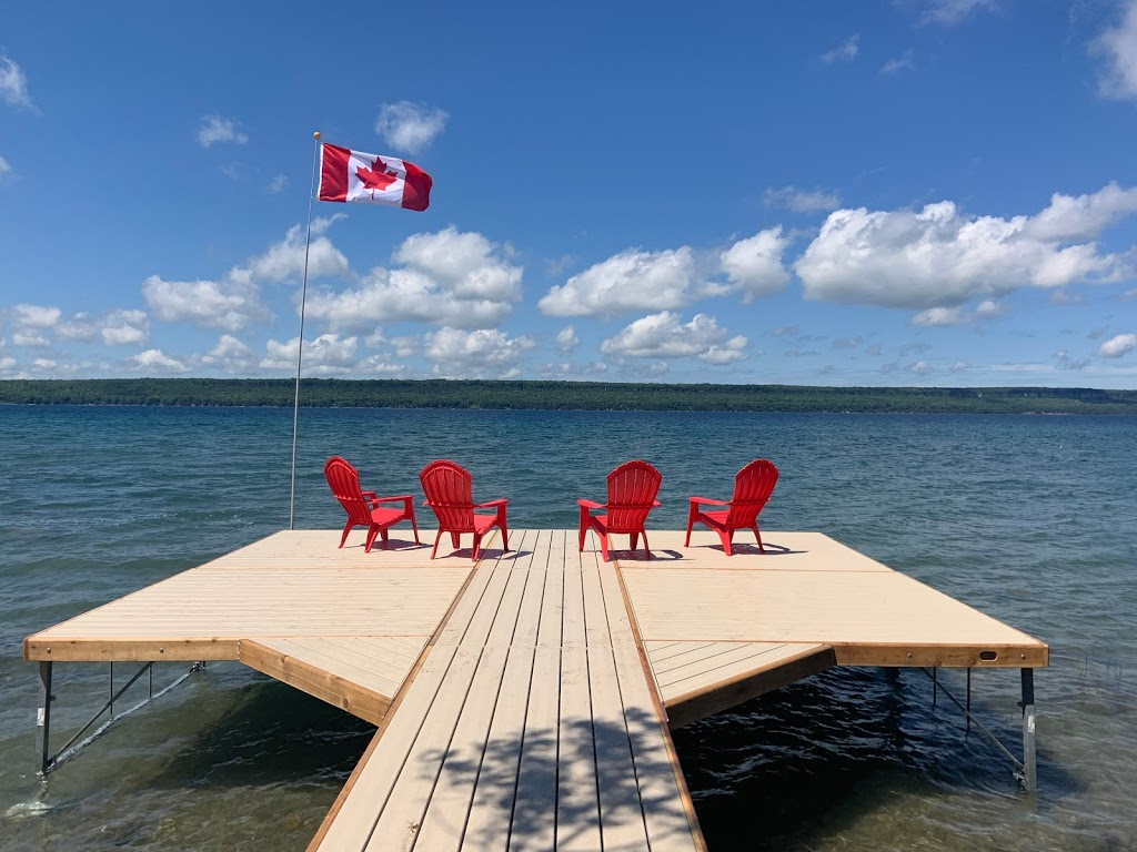 Docks Unlimited   point of interest   084579 Side Rd 6, Bognor, ON N0H 1E0, Canada   5193762785 OR +1 519-376-2785