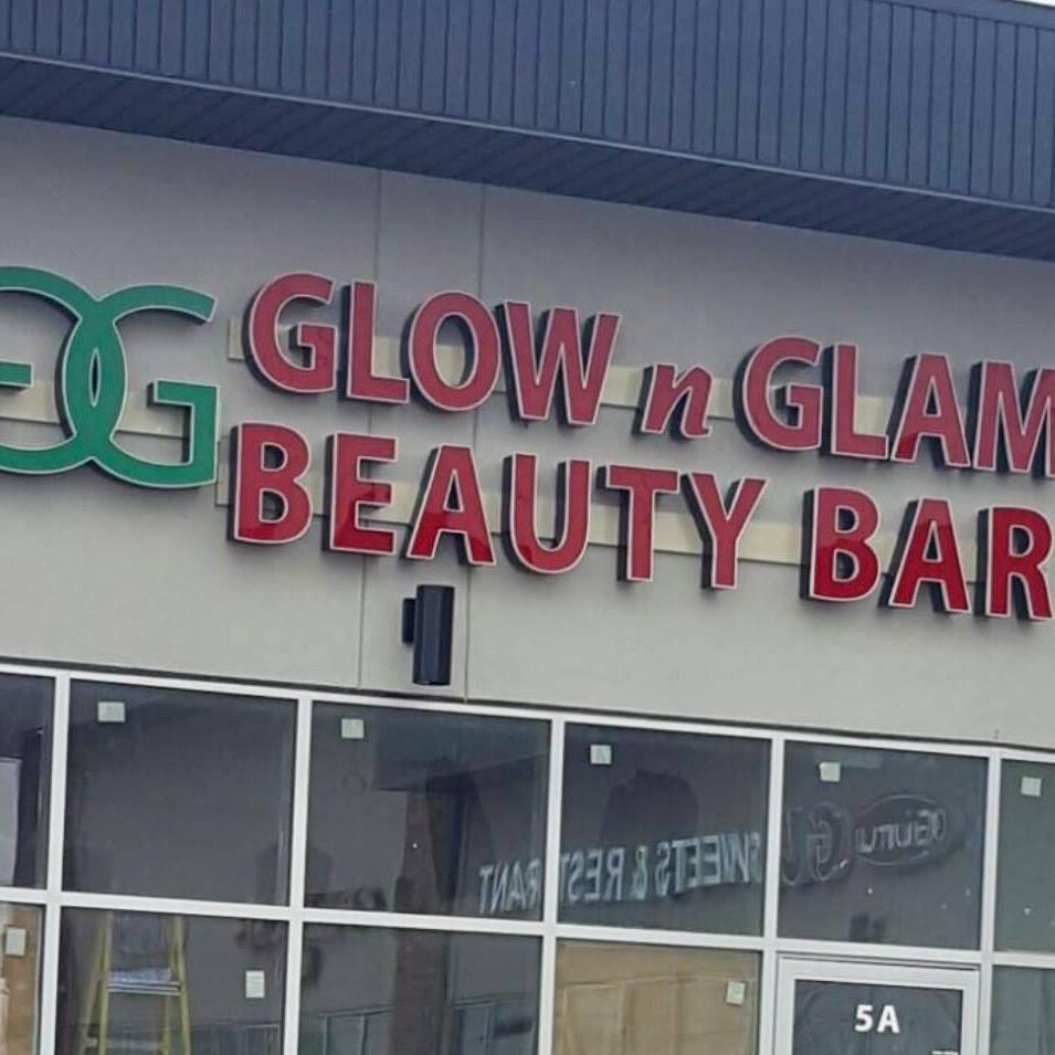 Glow n Glam Beauty Bar | point of interest | 15 Fandor Way unit-5a, Brampton, ON L7A 2G9, Canada | 9058467999 OR +1 905-846-7999
