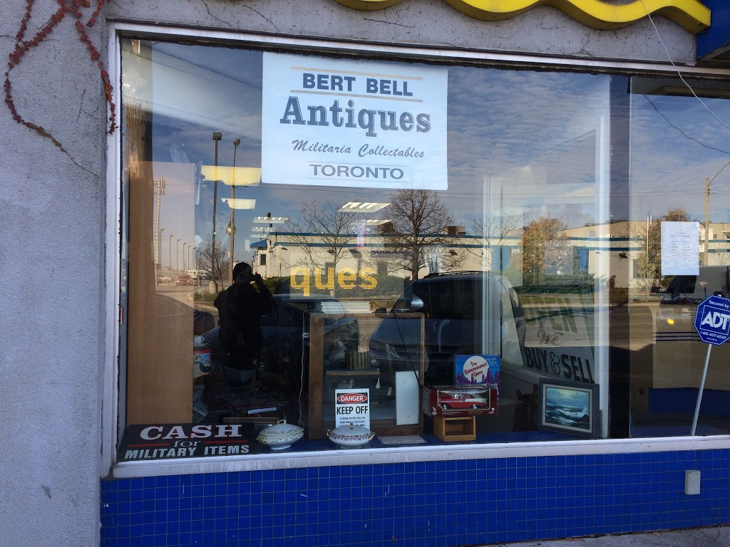 Bert Bell Antiques (1970) | furniture store | 350 Browns Line, Etobicoke, ON M8W 3T7, Canada | 4162529216 OR +1 416-252-9216