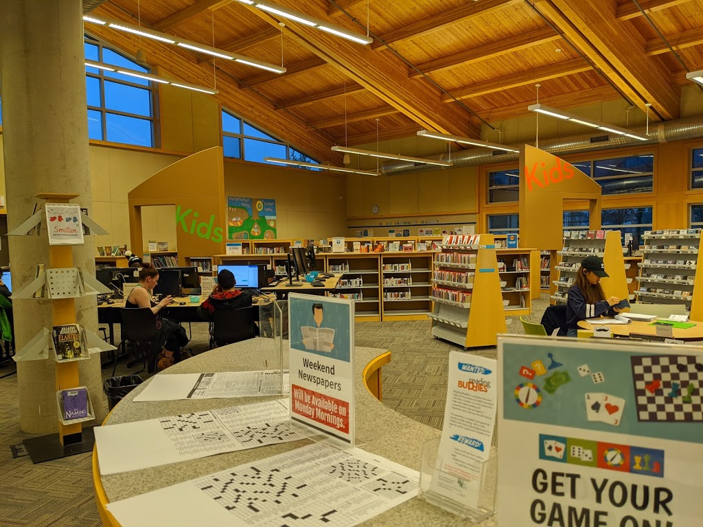 Fraser Valley Regional Library | library | 33355 Bevan Ave, Abbotsford, BC V2S, Canada | 6048531753 OR +1 604-853-1753
