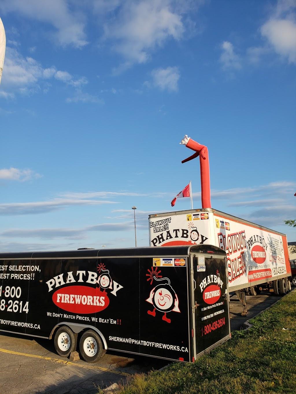 Phatboy fireworks | store | 1349 Lasalle Blvd, Sudbury, ON P3A 1Z2, Canada | 8004382614 OR +1 800-438-2614