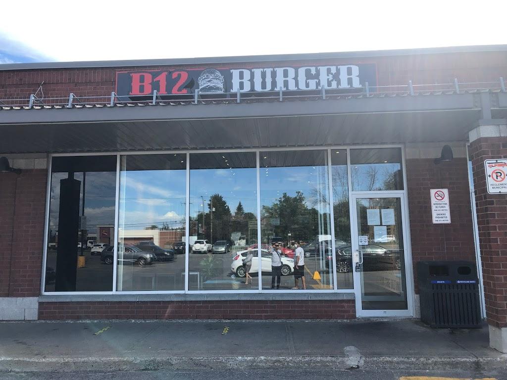 B12 BURGER Kirkland   restaurant   3778A Boulevard Saint-Charles, Kirkland, QC H9H 3C3, Canada   5145581000 OR +1 514-558-1000