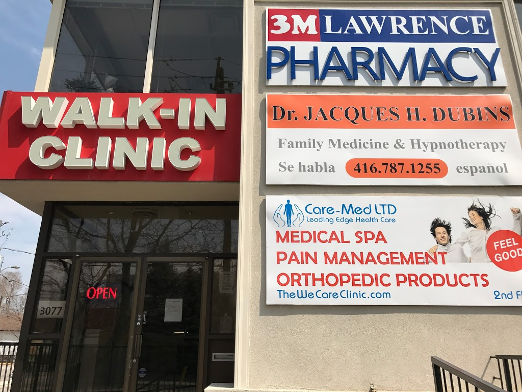3M lawrence Pharmacy | health | 3077 Bathurst St, North York, ON M6A 1Z9, Canada | 4167823333 OR +1 416-782-3333