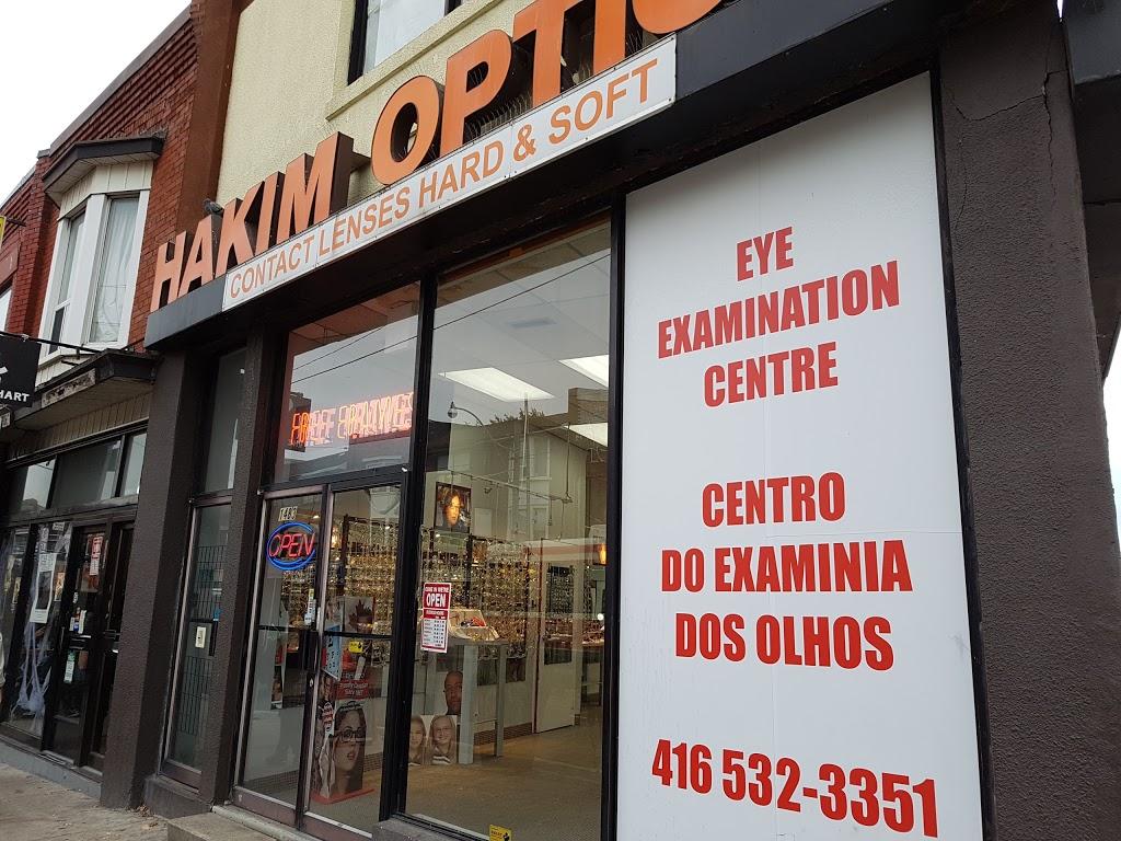 Hakim Optical GTA - Dundas & Dufferin   health   1483 Dundas St W, Toronto, ON M6J 1Y8, Canada   4165323351 OR +1 416-532-3351