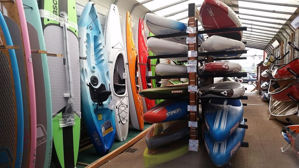 Ocean River Sports | store | 1630 Store St, Victoria, BC V8W 1V3, Canada | 2503814233 OR +1 250-381-4233