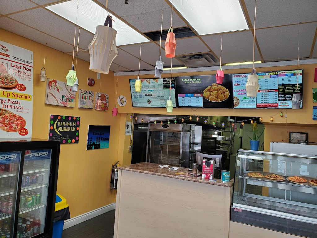 Babas Pizza, Malton (Derry & Airport) | meal takeaway | 7071 Airport Rd unit 3, Mississauga, ON L4T 4J3, Canada | 9056737786 OR +1 905-673-7786