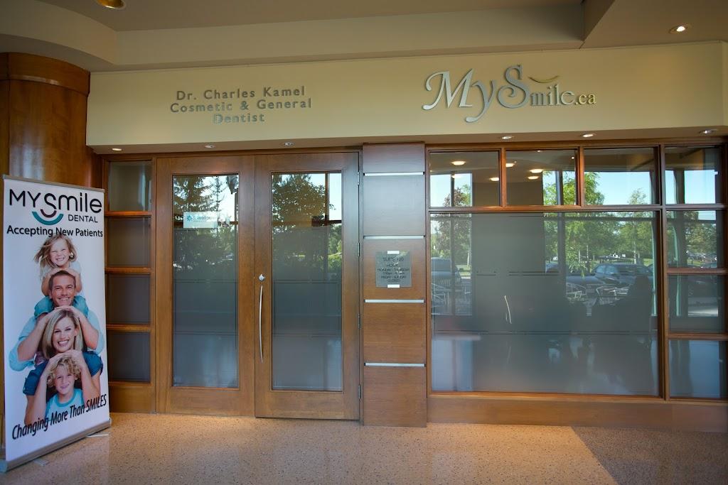 MYsmile Dental | dentist | 525 Legget Dr #120, Kanata, ON K2K 2W2, Canada | 6135992222 OR +1 613-599-2222