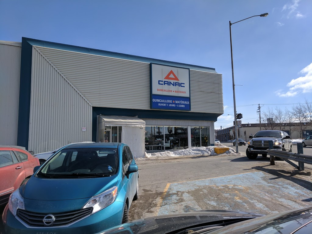Canac | hardware store | 49 Rue Marie-de-lIncarnation, Québec, QC G1N 3E5, Canada | 4186816221 OR +1 418-681-6221
