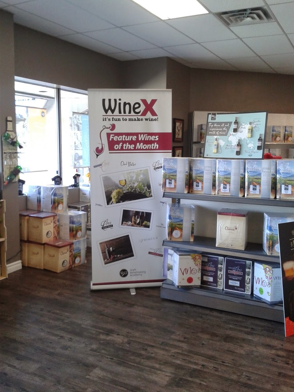 Winex | store | 809 Victoria St N, Kitchener, ON N2B 3C3, Canada | 5195719704 OR +1 519-571-9704