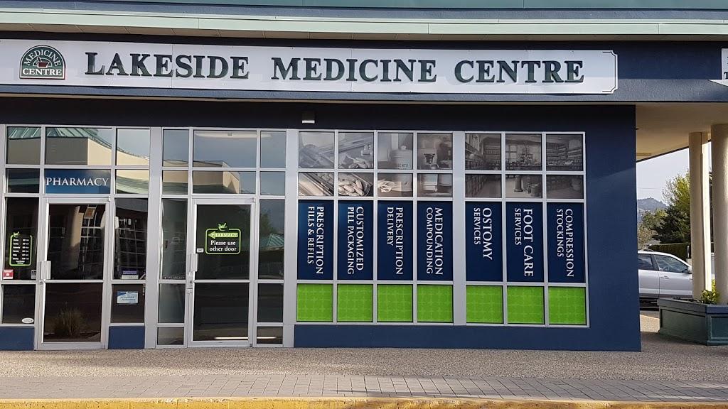 Lakeside Medicine Ctr Pharmacy   health   2365 Gordon Dr #112a, Kelowna, BC V1W 3C2, Canada   2508603100 OR +1 250-860-3100