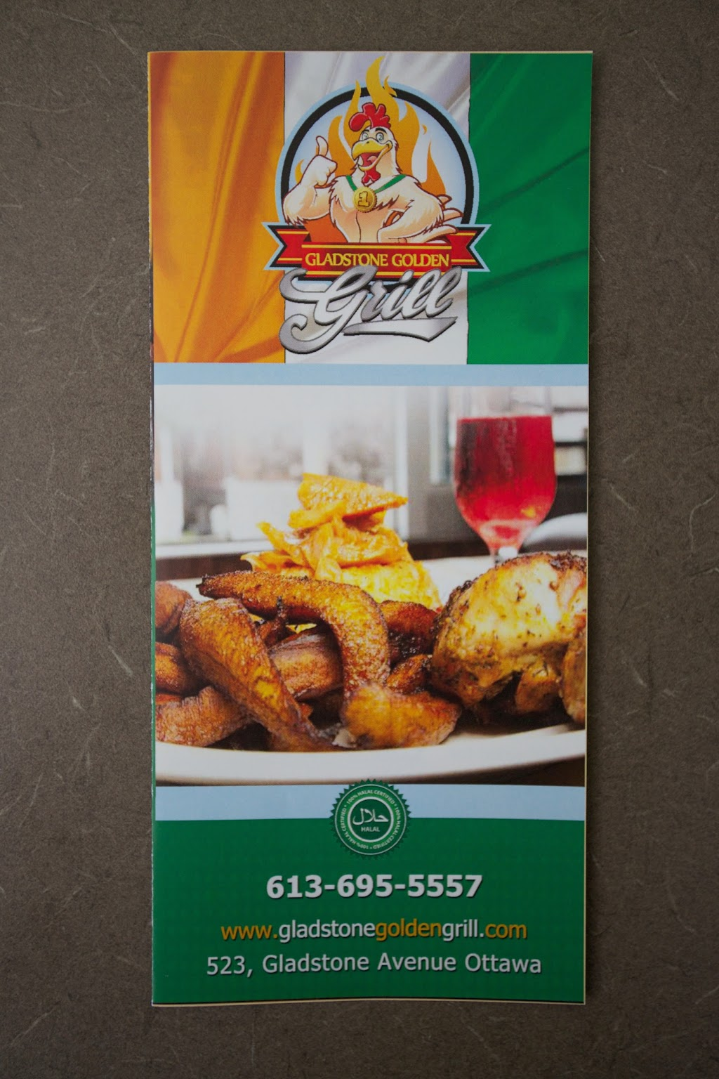 Gladstone Golden Grill | restaurant | 523 Gladstone Ave, Ottawa, ON K1R 5N9, Canada | 6136955557 OR +1 613-695-5557