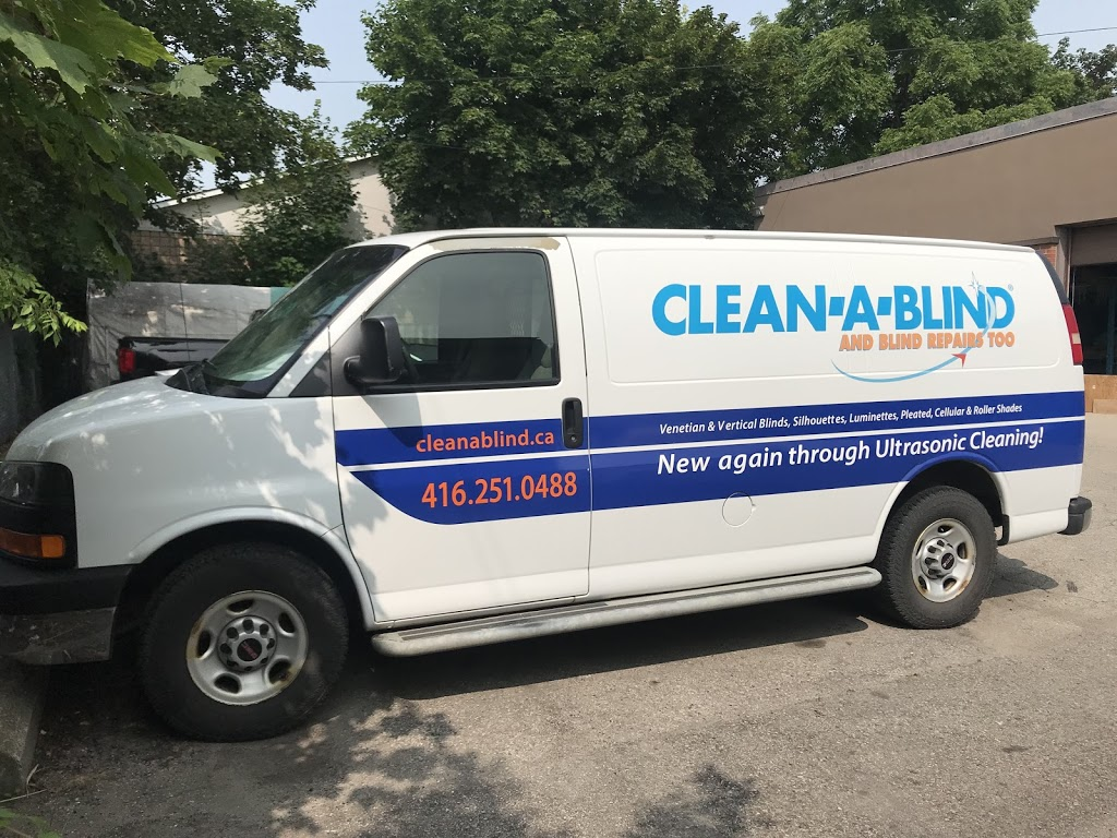 Clean-A-Blind | store | 315 Bering Ave, Etobicoke, ON M8Z 3A5, Canada | 4162510488 OR +1 416-251-0488