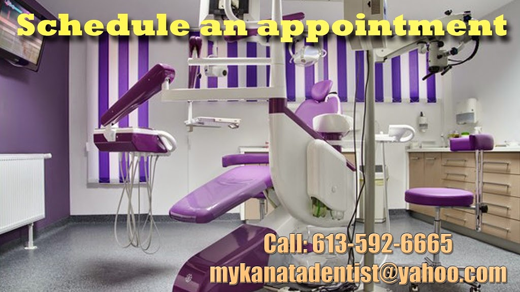 Dentistry @ Kanata | dentist | 329 March Rd # 209, Kanata, ON K2K 2E1, Canada | 6135926665 OR +1 613-592-6665