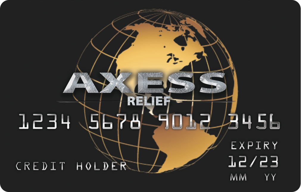 AXESS RELIEF   point of interest   AXESSRELIEF.CA3511 48th Avenue, 1627 1 Ave NE, Weyburn, SK S4H 3E7, Canada   8662184180 OR +1 866-218-4180