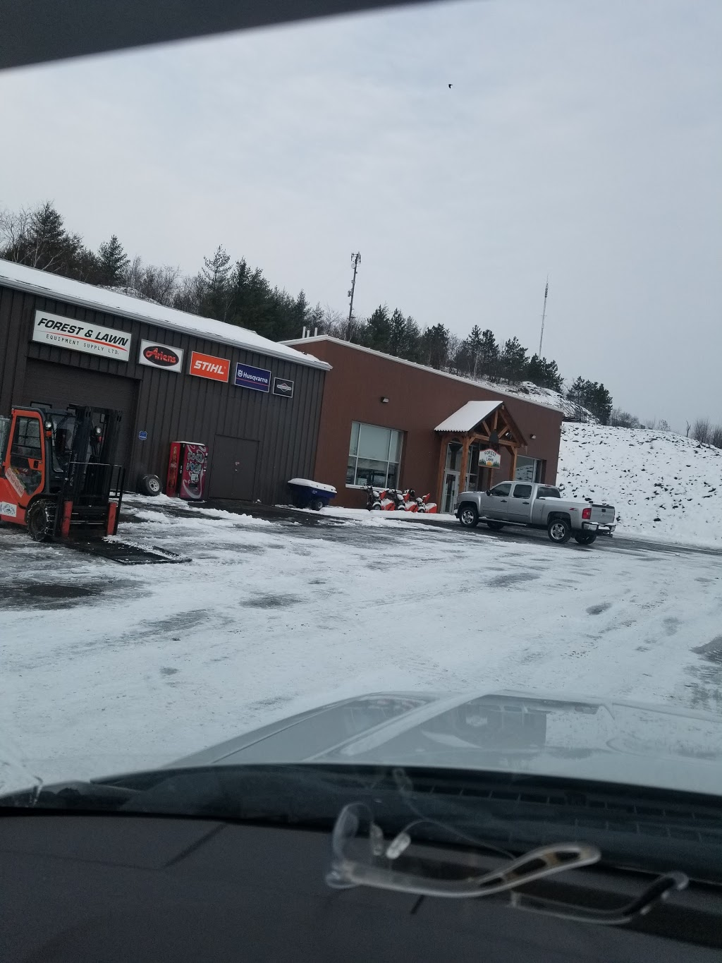 Forest & Lawn Equipment Supply   store   1024 Kingsway, Sudbury, ON P3B 2E5, Canada   7055247791 OR +1 705-524-7791