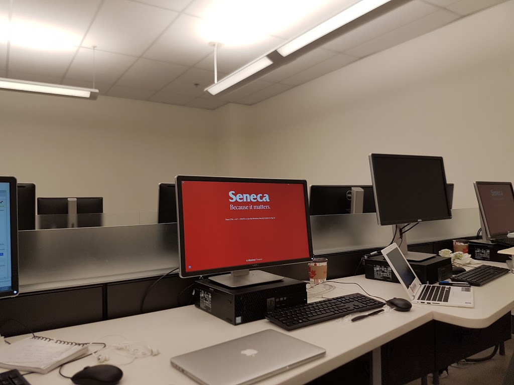 Seneca College Of Applied Arts And Technology 1750 Finch Ave E North York On M2j 2x5 Canada