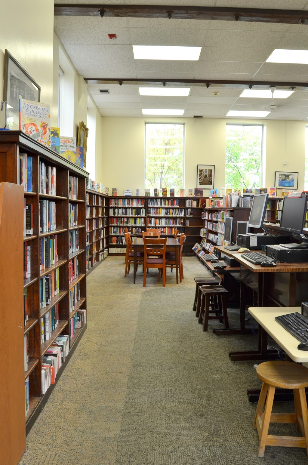 Ottawa Public Library - Rosemount | library | temporary location, 1207 Wellington St W, Ottawa, ON K1Y 2Z8, Canada | 6135802940 OR +1 613-580-2940