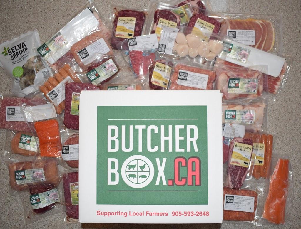 Butcher Box   restaurant   2359 Royal Windsor Dr Unit 18, Mississauga, ON L5J 4S9, Canada   9055932648 OR +1 905-593-2648