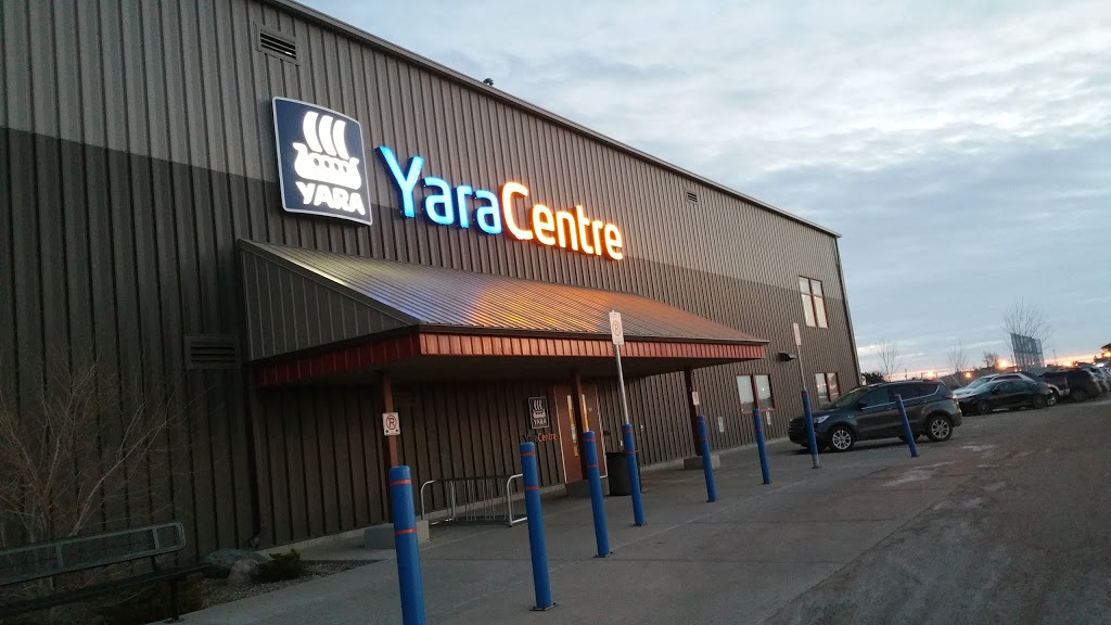 Yara Centre | point of interest | 1220 High St W, Moose Jaw, SK S6H 4R3, Canada | 3066944560 OR +1 306-694-4560