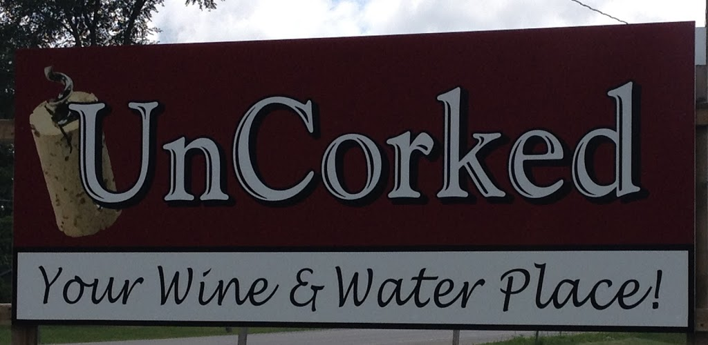 UnCorked. Your Wine & Water Place! | store | 4531 Hamilton Road RR 3, Dorchester, ON N0L 1G6, Canada | 5192680727 OR +1 519-268-0727