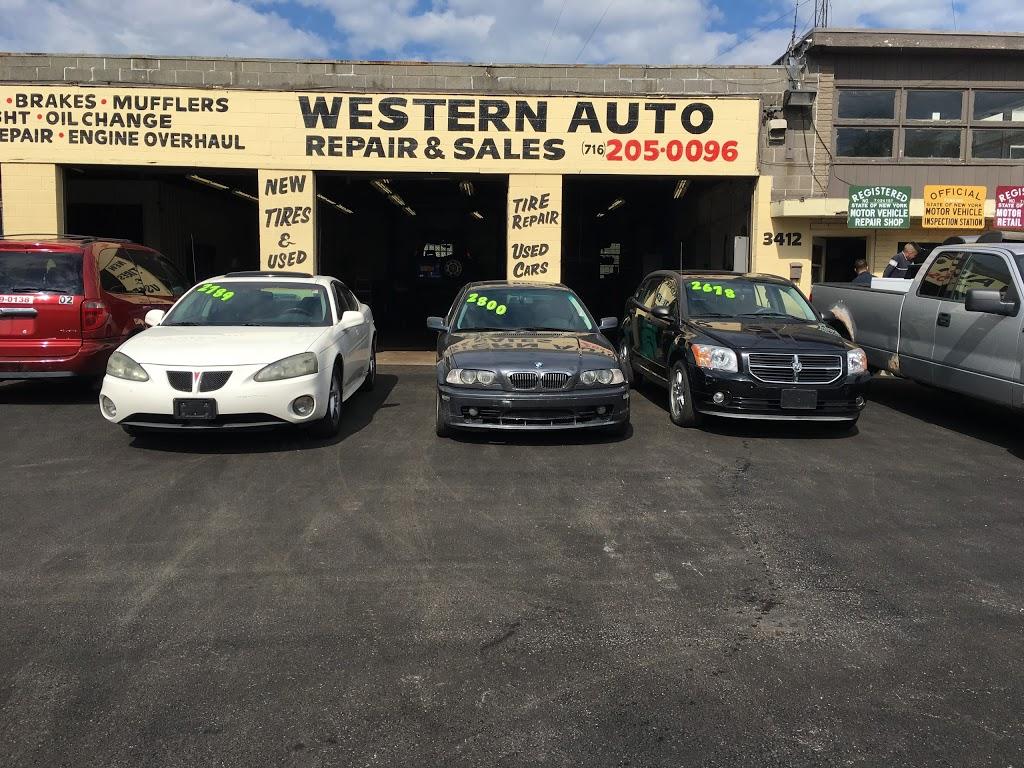 Western Auto Sales >> Western Auto Sales Car Repair 3412 Hyde Park Blvd