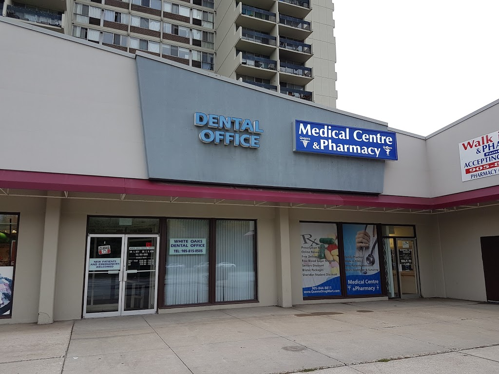 White Oaks Dental Office | dentist | 1289 Marlborough Ct, Oakville, ON L6H 2R9, Canada | 9058150505 OR +1 905-815-0505