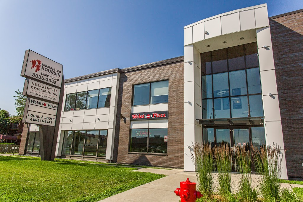 Les Immeubles Roussin ltée - Appartements | Condos locatifs | Lo | health | 3035 Avenue Maricourt, Québec, QC G1W 0E9, Canada | 4186519443 OR +1 418-651-9443