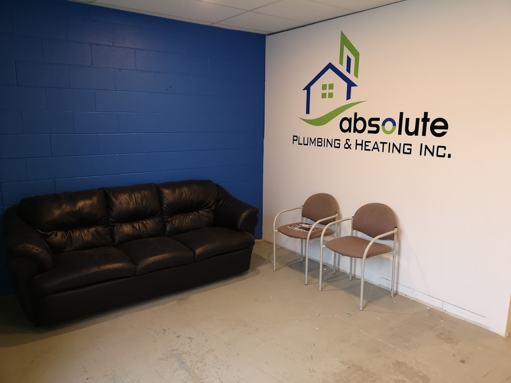 Absolute Plumbing & Heating Inc.   home goods store   855 Arcola Ave, Regina, SK S4N 0S9, Canada   3065018735 OR +1 306-501-8735