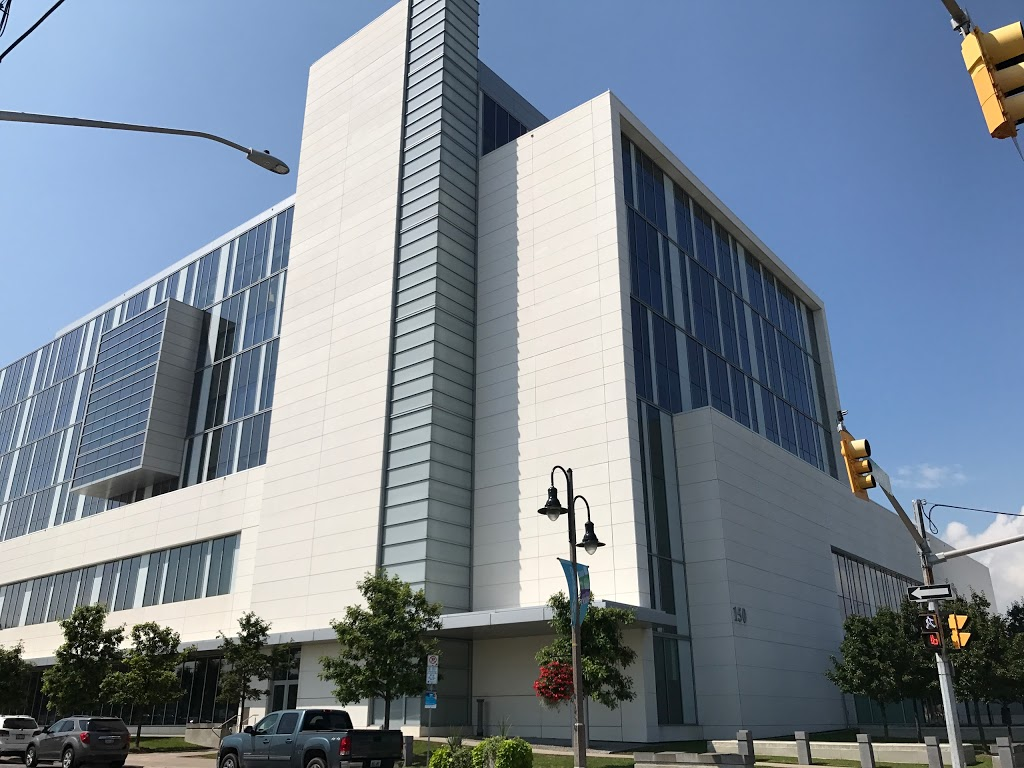 Durham Region Courthouse | courthouse | 150 Bond St E, Oshawa, ON L1G 0A2, Canada | 9057432800 OR +1 905-743-2800