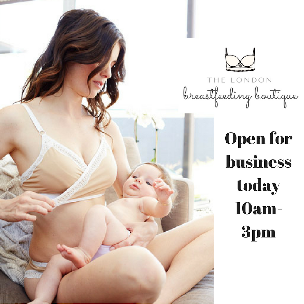 The London Breastfeeding Boutique | clothing store | 1 Cliftonvale Ave, London, ON N6J 1J5, Canada | 5193177596 OR +1 519-317-7596