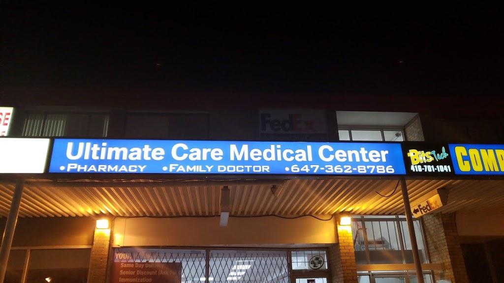 Ultimate Care Medical Center | health | 2388 Eglinton Ave E, Scarborough, ON M1K 2P3, Canada | 6473628786 OR +1 647-362-8786