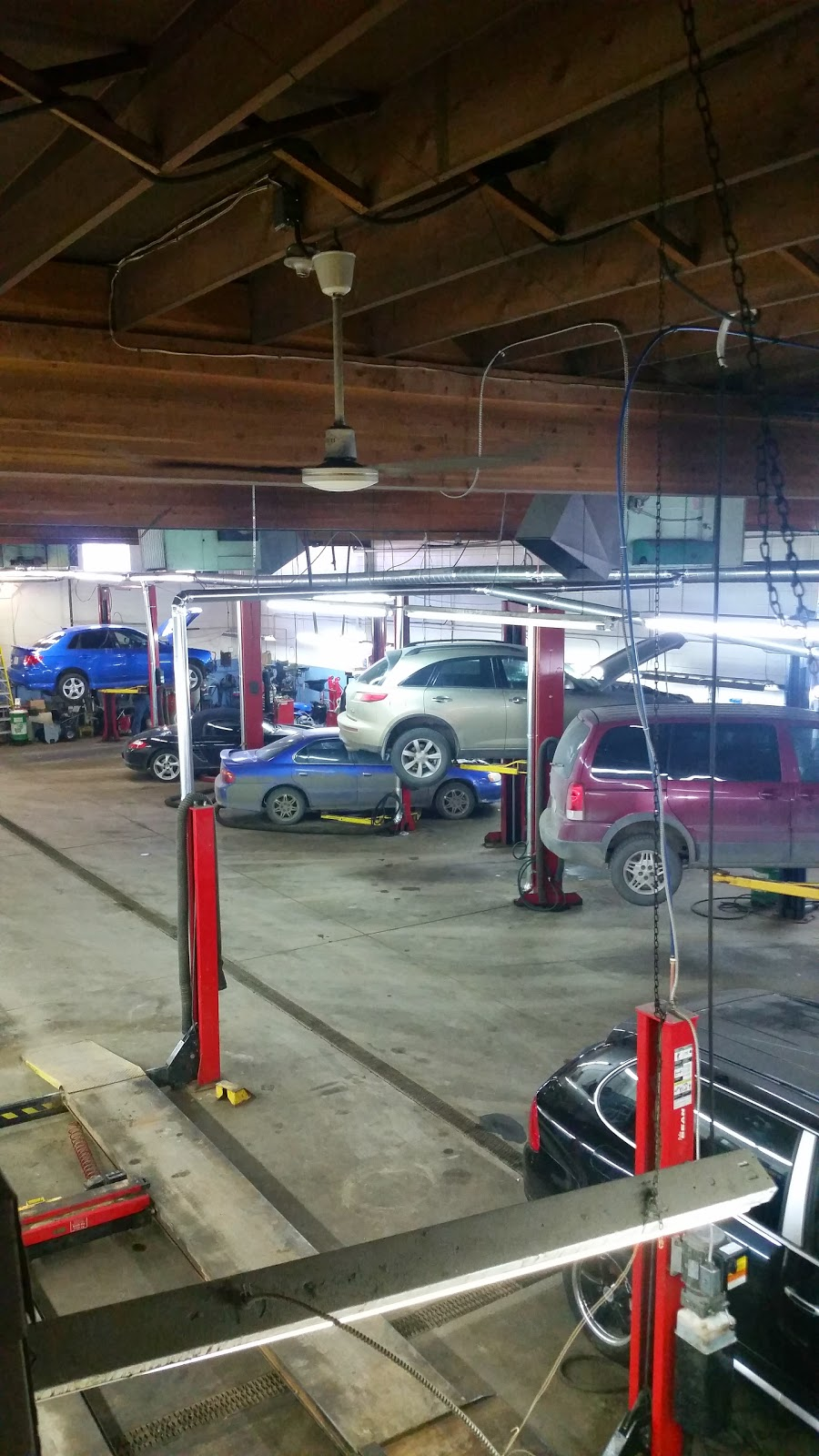 Center Auto Repair & Maintenance | car repair | 10567 106 St NW, Edmonton, AB T5H 2X5, Canada | 7804259132 OR +1 780-425-9132