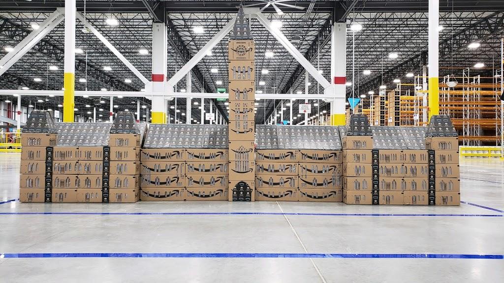 Amazon Fulfillment Centre YOW1 | storage | 5225 Boundary Rd, Navan, ON K4B 1P6, Canada